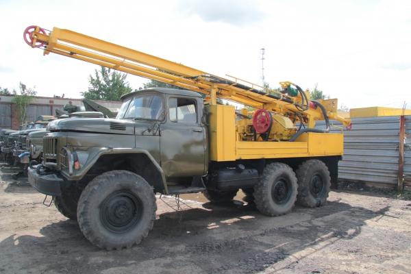аренда бурильной установки УРБ-2А2