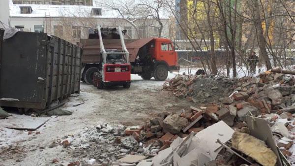 Аренда экскаватора погрузчика Воронеж