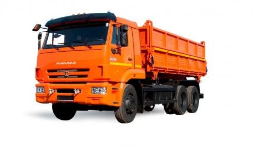 Аренда грузовика или самосвала от КранПарк