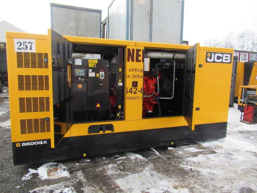 Аренда дизельного генератора для строительных работ