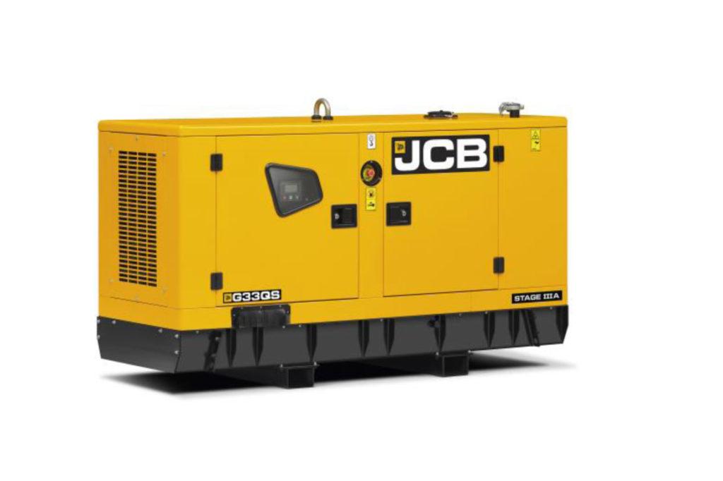 Аренда дизельного генератора JCB G65QS