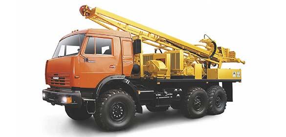 аренда бурильной установки УРБ-2Д3