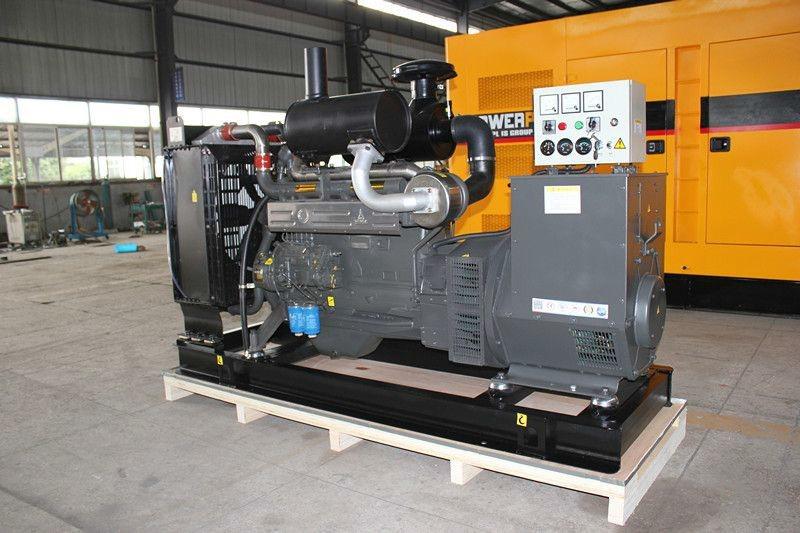 Аренда генераторов с дизельным двигателем