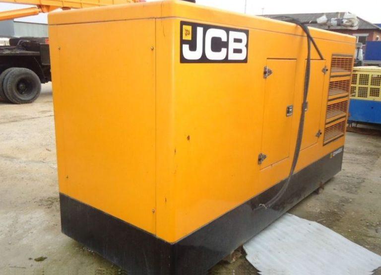 Генератор JSB с дизельным двигателем аренда