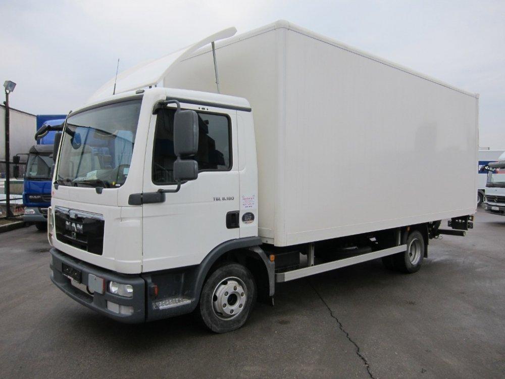 Аренда 5 тонного грузовика с водителем