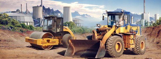 Аренда строительной техники от компании Кран Парк