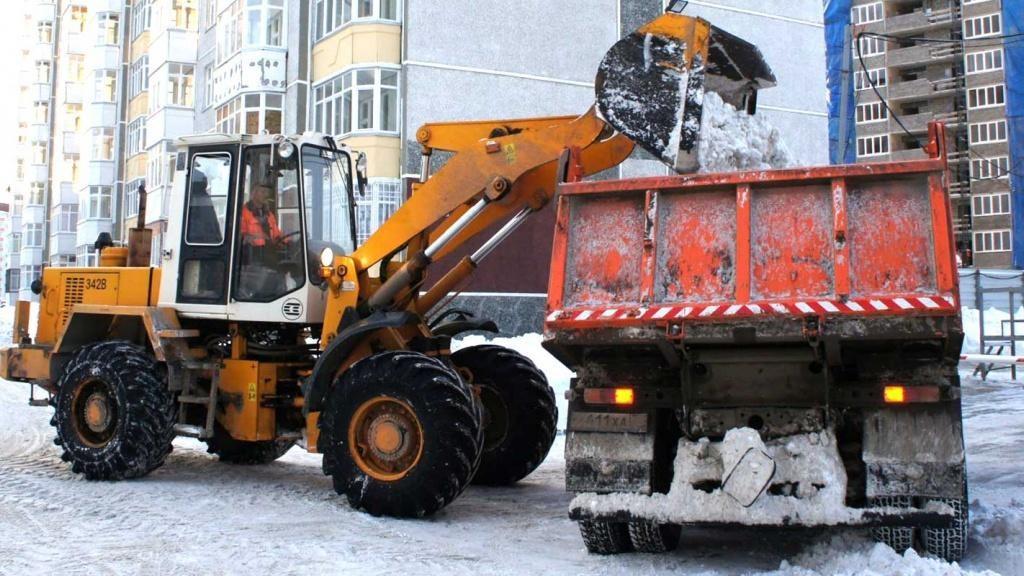 Как выбрать самосвал для вывоза снега