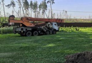 автокран 36 тонн
